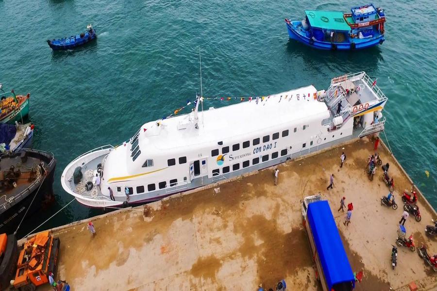 Dịch vụ đưa rước Cần Thơ - Bến Tàu Trần Đề - Sóc Trăng