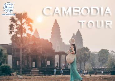 HẬU CORONA - DU HÍ CAMBODIA