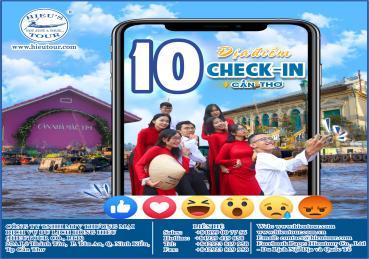 """TOP 10 ĐIỂM CHECK-IN """"SỐNG ẢO"""" KHÔNG THỂ BỎ QUA Ở CẦN THƠ"""
